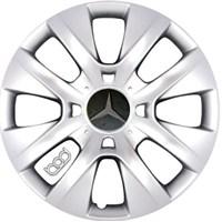 Bod Mercedes 14 İnç Jant Kapak Seti 4 Lü 425