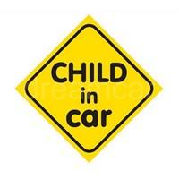Dreamcar Vantuzlu Amblem ''Child In Car'' 3300704