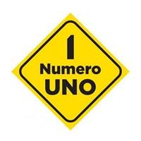 Dreamcar Vantuzlu Amblem ''I NUMERO UNO'' 3300722