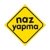 Dreamcar Vantuzlu Amblem ''NAZ YAPMA'' (Cam Yüzeylere Yapıştırılabilir.) 3300731