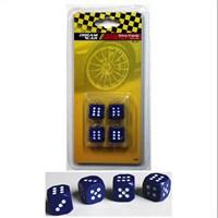 Dreamcar Lacivert Zar Sibop Kapağı 4'lü Set 8010107