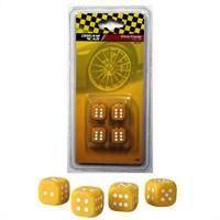 Dreamcar Sarı Zar Sibop Kapağı 4'lü Set 8010108