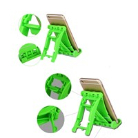 Schwer Telefon Ve Tablet Tutucu Stand Yeşil