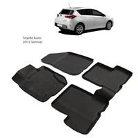 Toyota Auris (2013 Ve Sonrası) 3D Paspas
