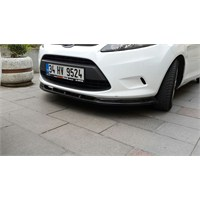 Ford Fiesta Ön Tampon Altı Lip