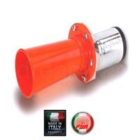 Fisa Ebube Korna Kırmızı 12 Volt. Made in Italy 641050020