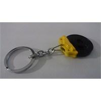 Brembo Sportif Anahtarlık Sarı Kaliper Siyah Disk