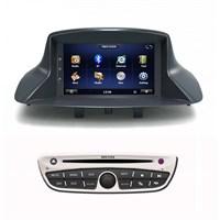 Necvox Dvn -P 1044 Renault Megane 3 Platinum Navigasyonlu Multimedya Kamera Dvd Mp3 Tv Anteni Geri Görüş Kamerası