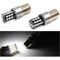 Modacar 1156 Tip Beyaz 15 Samsung Leldi Stop/Sinyal Ampülü 104457
