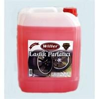 Willer simsiyah lastik parlatıcı 5 Litre