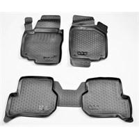 Bod Seat Leon 3D Havuzlu Paspas 2005-2010