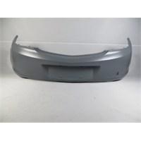 Opel Insıgnıa- 09/13 Arka Tampon Gri Astarlı Sensör Deliksiz