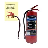 Yangın Söndürme Cihazı Ev Ve Ofis Tipi 6 Kg Ysc06