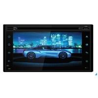 """Avgo Universal Double Dın 8"""" Full Touch Her Marka Ve Modele Uygun Multimedya Sistemleri"""