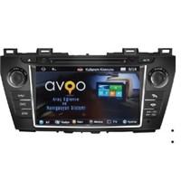 Avgo Mazda 5 2014-2015 Multimedya Sistemleri