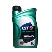 Elf Molıgraf F1 5w40 1 Litre Motor Yağ ( Benzin, Dizel )