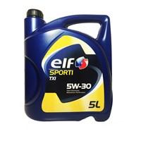 Elf Sporti Txi 5w30 5 Litre Motor Yağı