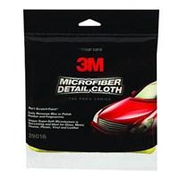 3M Car Care (39016) Sarı Microfiber Detaylı Araç Temizlik Bezi 20147