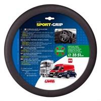 Lampa Sport-Grip Silikon Direksiyon Kılıfı Tüm Araçlara Uygun 32986