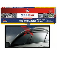 Aerovisor® Mugen Style Peugeot 508 Ön-Arka Rüzgarlık Seti 42B048