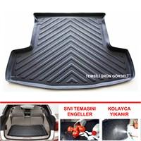 Nissan Qashqai 5 Koltuk Tekna Black Edition Platınum Suv 2014 Sonrası 3D Bagaj Havuzu