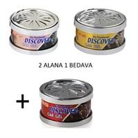 Discover Car Gel 2 Alana 1 Bedava