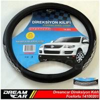 Dreamcar Direksiyon Kılıfı Fosforlu Siyah 14100201