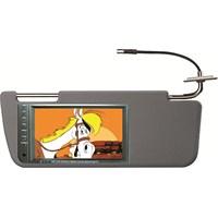 Kamosonic KS-710 7'' Güneşlik Tipi TV Görüntü Sistemi