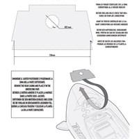 Gıvı Sr3103 Suzukı Inazuma 250 (12-15) Arka Çanta Tasıyıcı