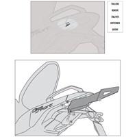 Gıvı Sr5105 Bmw C 600 Sport (12-15) Arka Çanta Tasıyıcı
