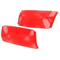 Gıvı Z1424r Çanta Reflektörü Kırmızı Set V35