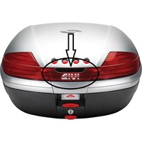 Gıvı Z732kıt Çanta Reflektörü Orta Kırmızı V46
