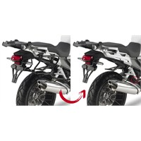 Gıvı Plxr1110 Honda Vfr 1200X Crosstourer (12-15) Yan Çanta Tasıyıcı