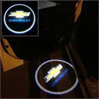 Carda Kapı Altı Logo Chevrolet 7W