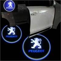 Carda Kapı Altı Logo Peugeot 7W