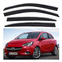 Sportline Nikelaj Hatlı Opel Corsa E Kasa 4 Kapı Rüzgarlık Seti 104512