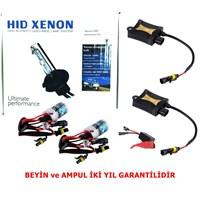 Schwer H11 8000K Xenon Far Seti İnce Slim Dijital Balats