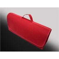 Z tech Çok Amaçlı Araç İçi Kırmızı Bagaj Çantası 03