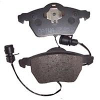 Audı A4- 95/99 Ön Fren Balatası Kablolu Yuvarlak Soketli