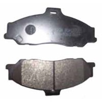 Mazda B2500- Pıck Up- 01/03 Ön Fren Balatası 4X4
