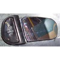 Mercedes E Class- W210- 00/02 Kapı Aynası Sol Kapaksız Isıtmalı/