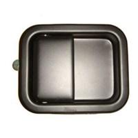 Jeep Wrangler- 03/06 Ön Kapı Dış Açma Kolu Sağ (Boyanır Tip Siya