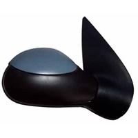 Peugeot 206- 99/02 Kapı Aynası Sağ Elektrikli Siyah Isıtmalı/Sen