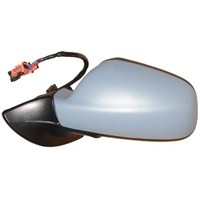Peugeot 407- 04/10 Kapı Aynası Sol Elektrikli Isıtmalı/Kendinden