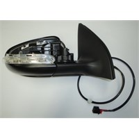 Volkswagen Golf- 6- 09/11 Kapı Aynası Sağ Elektrikli/Kapaksız/Ca