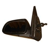 Chevrolet Aveo- 07/11 Kapı Aynası Sol Manuel Siyah