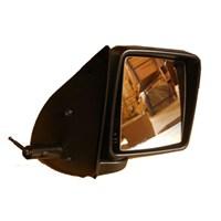 Opel Combo- 02/10 Kapı Aynası Sağ Manuel Siyah Kapaklı