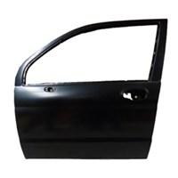 Daewoo Matız- 98/01 Ön Kapı L Komple Siyah/İceli