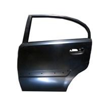 Kıa Rıo- Iıı- 06/11 Arka Kapı Komple L Siyah Band Delikli (Sedan