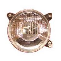 Bmw 5 Serı- E34- 88/95 Far Lambası Sol Dış Kısa Hüzme